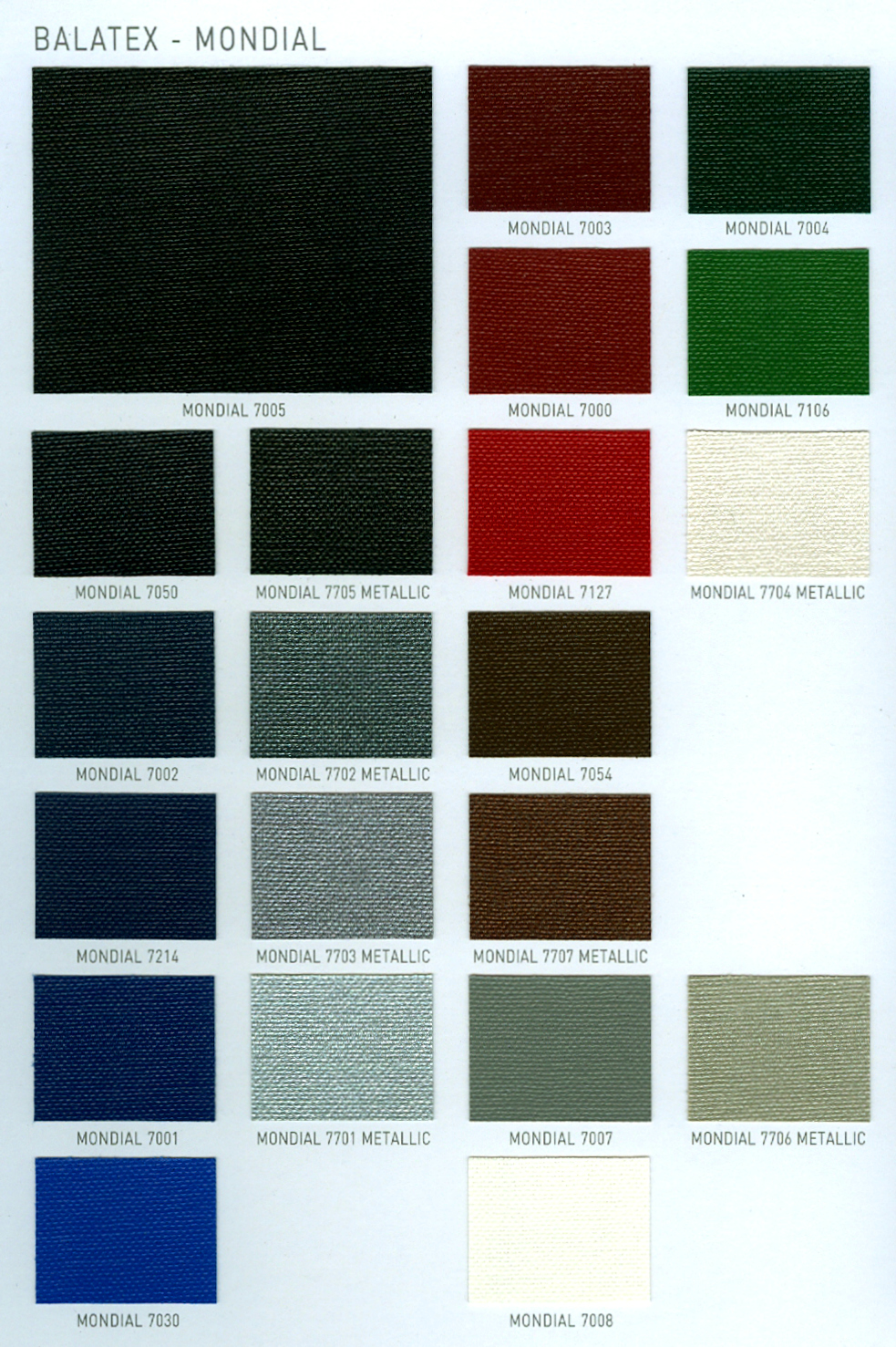 Mondial / Mondial metalic library buckram ύφασμα βιβλιοδεσίας
